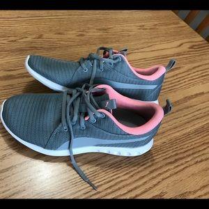 Women's Puma Athletic Shoes.